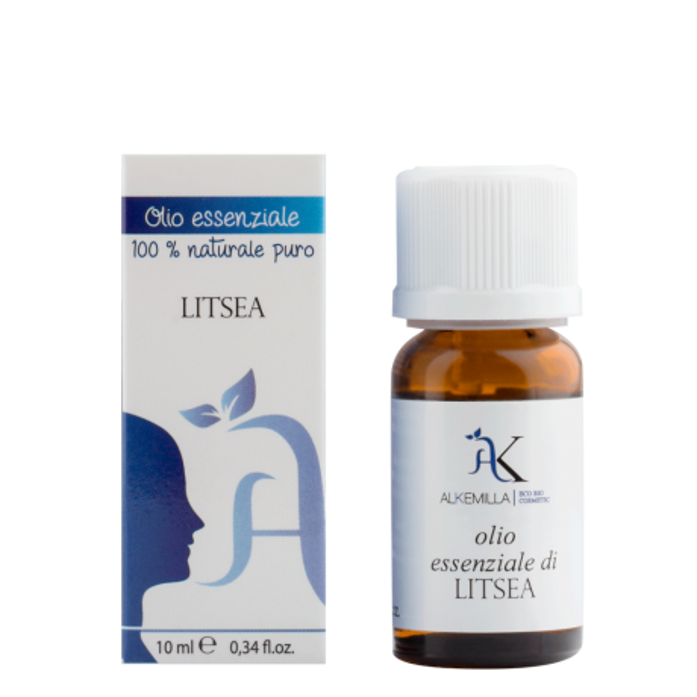 Olio Essenziale Bio Litzea 10ml - Alkemilla