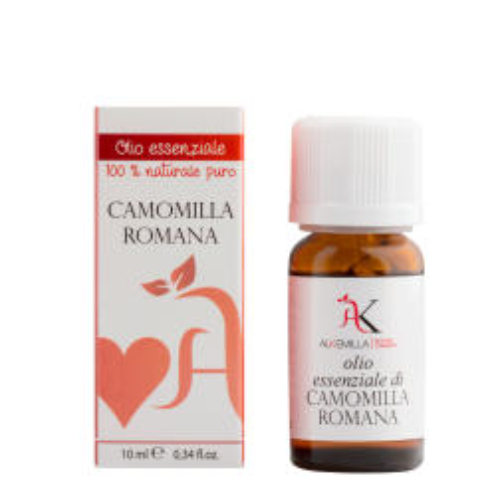 Camomilla Romana olio essenziale puro 100% naturale
