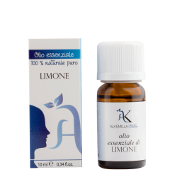 Organic Lemon Essential Oil 10 ml - Alkemilla