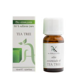 Organic Tea Tree Essential Oil 10 ml - Alkemilla