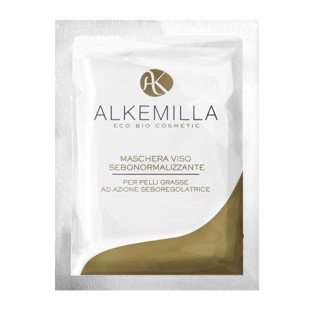 Sebo-normalizing Face Mask - Alkemilla