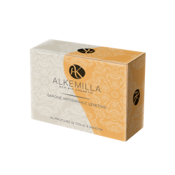 Soothing Soap with Linden and Mimosa fragrance - Alkemilla