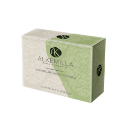 Scrub soap with Broom fragrance - Alkemilla