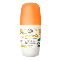 Deomilla Spring Flowers Roll-on Deodorant - Alkemilla