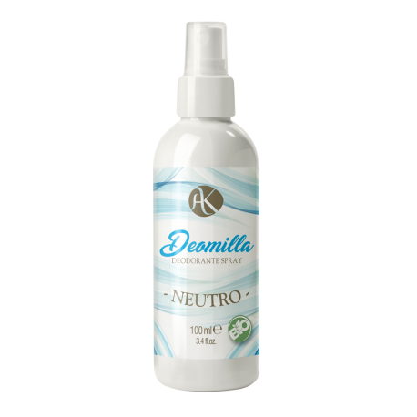 Deomilla Neutral Deodorant Spray - Alkemilla