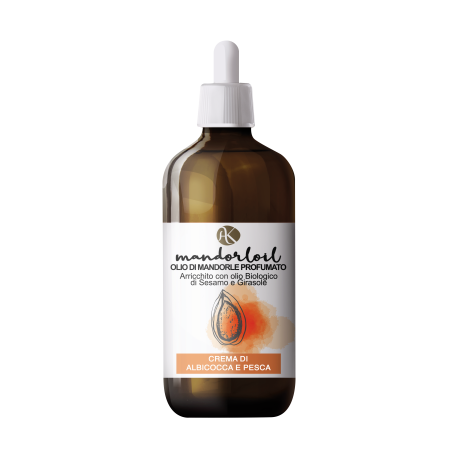 Mandorloil Apricot and Peach Cream  - Alkemilla