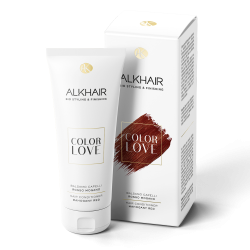 Hair Conditioner Mohogany Red  - Alkemilla