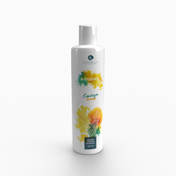 Sweet Liquorice and Pineapple Shower Gel - Alkemilla
