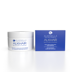 Anti-Dandruff Purifying Hair Mask - Alkemilla