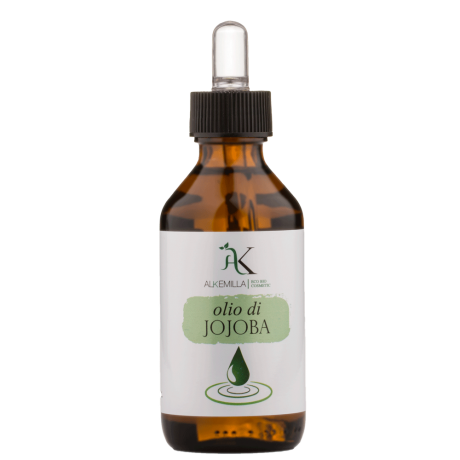 Organic Jojoba Vegetable Oil - Alkemilla