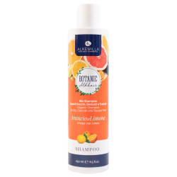Orange and Lemon Shampoo for Dry, Delicate and Treated Hair