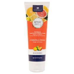 Orange e Lemon Conditioner for Dry, delicate and treated hair