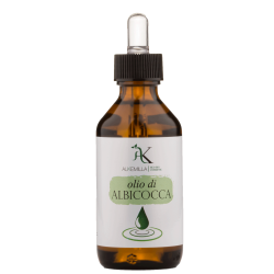 Organic Apricot Kernel Vegetable Oil - Alkemilla