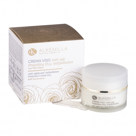 Anti-Ageing and Antipollution Protective Cream H24 - Alkemilla