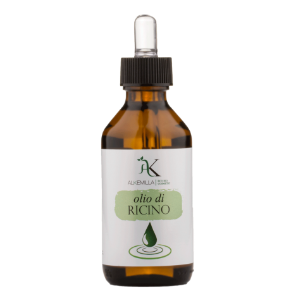 Organic Castor Vegetable Oil - Alkemilla